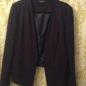 Black Topshop blazer